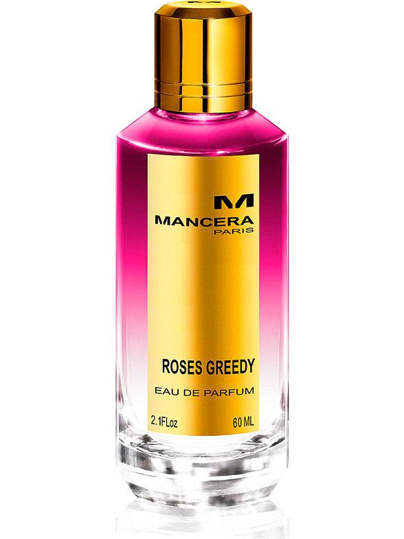 Роза и ваниль мансера