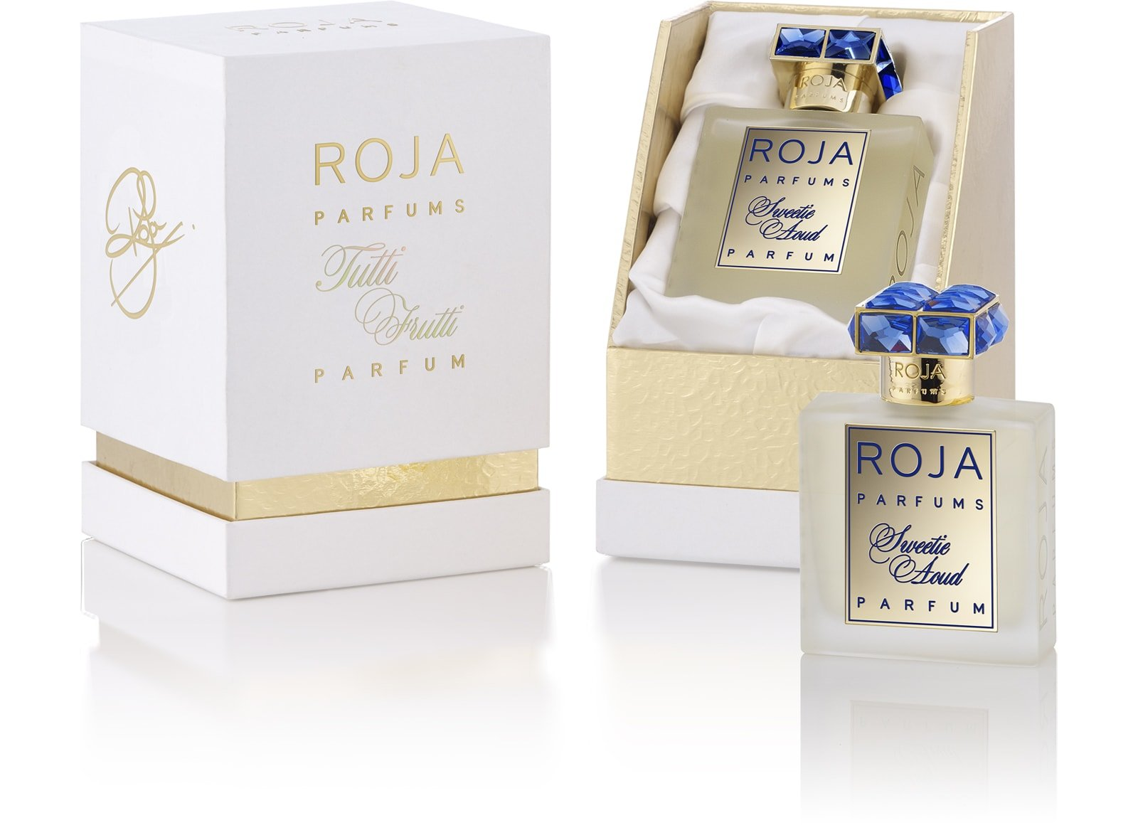 Roja Dove Parfums Sweetie Aoud «Сладкий Уд»