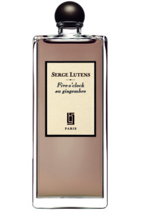 Serge Lutens Five O`Clock Au Gingembre «Имбирное Чаепитие»